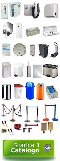 Catalogo accessori bagno HospitalCare