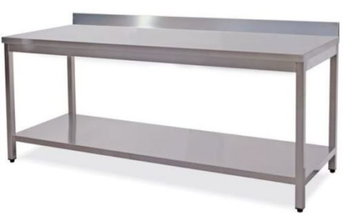Stainless steel Tables and work benches