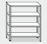 Série meubles à étagères hauteur 200 cm