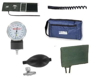 Accessori per sfigmomanometri