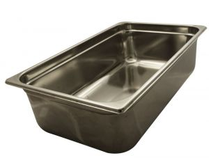GST1/1P150 Gastronorm Container 1 / 1 h150 mm Stainless steel AISI 304