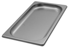 GST1/3P020 Gastronorm Container 1 / 3 h20 stainless steel AISI 304