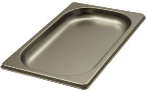 GST1/4P020 contenedores Gastronorm 1 / 4 h20 acero inoxidable AISI 304