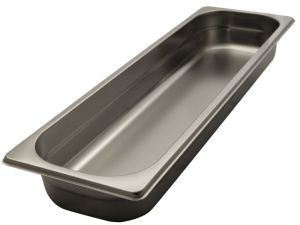 GST2/4P040 Gastronorm Container 2 / 4 h40 stainless steel AISI 304