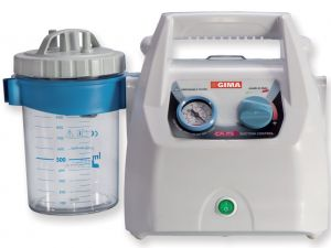 GI-28170 - ASPIRATORE PROFESSIONALE VEGA PLUS - vaso da 1 litro