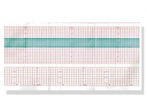 GI-29557 - CARTA a Z 150x110 mm per codice 29551 - 150 fogli