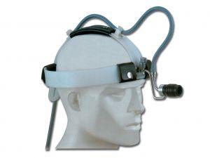 GI-30850 - LAMPADA FRONTALE WIDA - con cavo a fibre ottiche