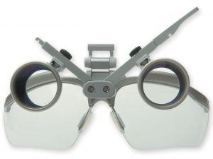 GI-30887 - OCCHIALI BINOCULARI HEINE 2,5X - 420 mm