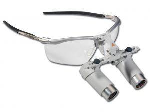 GI-30932 - OCCHIALI BINOCULARI HEINE 4X - 340 mm