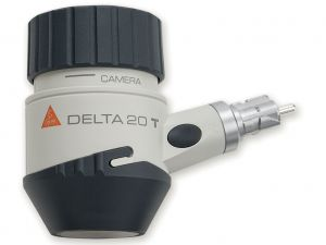 GI-31162 - TESTA DERMATOSCOPIO DELTA 20T A LED con vetrino di contatto graduato
