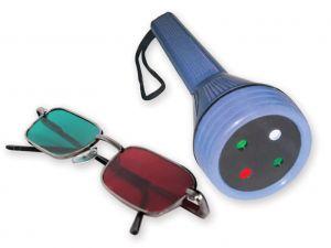 GI-31289 - LUCI DI WORTH - con occhiali rossi/verdi