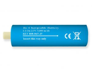 GI-31541 - BATTERIA RICARICABILE Li-Ion 3,5V per 31542 - adulti
