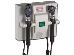 GI-31545 - STAZIONE DIAGNOSTICA DA PARETE VISIO 2000 - 3,5V