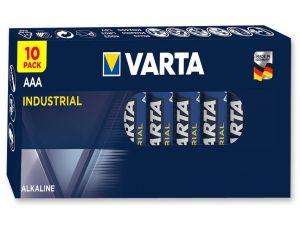 GI-32227 - BATTERIE VARTA INDUSTRIAL - ministilo AAA - 20 scatole da 10