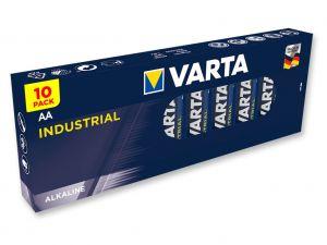 GI-32229 - BATTERIE VARTA INDUSTRIAL - stilo AA - 20 scatole da 10