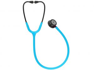 GI-32307 - LITTMANN CLASSIC III - 5872 - turchese - finiture fumo