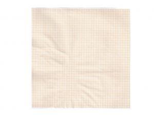 GI-32950 - Carta termica ECG 215x25 mmxm - rotolo griglia arancio
