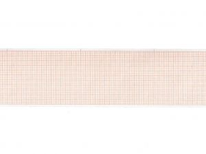 GI-32957 - Carta termica ECG 60x30 mmxm - rotolo griglia arancio