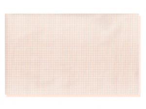 GI-32959 - Carta termica ECG 183x30 mmxm - rotolo griglia arancio