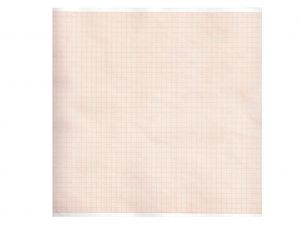 GI-32960 - Carta termica ECG 210x30 mmxm - rotolo griglia arancio