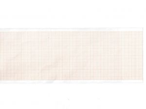 GI-32969 - Carta termica ECG 80x20 mmxm - pacco griglia arancio