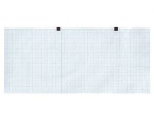 GI-32974 - Carta termica ECG 120x18 mmxm - rotolo griglia blu