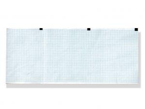 GI-32978 - Carta termica ECG 120x100 mm x 300 - pacco griglia blu