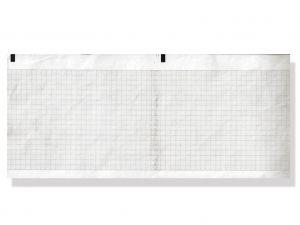 GI-32986 - Carta termica ECG 126x150 mmxm - pacco griglia bianca