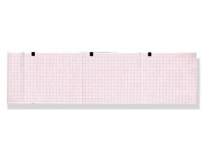 GI-33012 - Carta termica ECG 80x90 mmxm - pacco griglia arancio