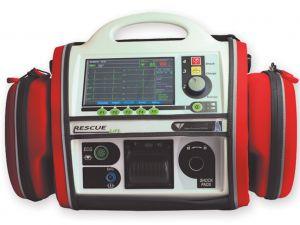 GI-33185 - DEFIBRILLATORE RESCUE LIFE 7 AED - inglese