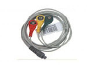 GI-33248 - CAVO ECG per ECG PALMARE 33260/1 e 35162 versione nuova 3 pin