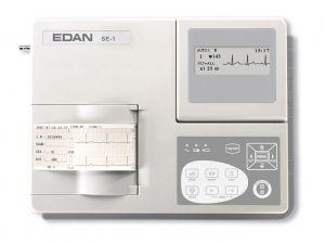 GI-33330 - ECG SMART SE-1 - 1 canale, con monitor