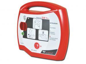 GI-33426 - DEFIBRILLATORE AED RESCUE SAM - italiano