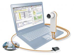 GI-33529 - SPIROMETRO MINISPIR con software+ossimetro