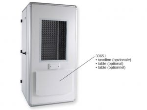 GI-33654 - CABINA AUDIOMETRICA PRO 30 - 106x106x245 cm