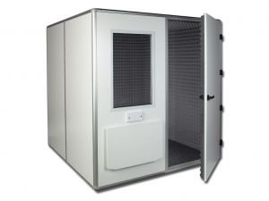 GI-33656 - CABINA AUDIOMETRICA PRO 30 - 209x209x245 cm