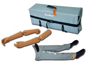 GI-34043 - SET COMPLETO PER 34042 (braccia, gambe, borsa)