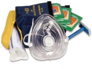 GI-34219 - KIT ACCESSORI CPR per defibrillatori