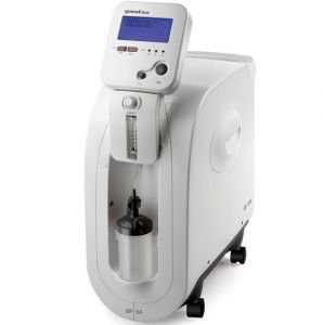GI-34605 - CONCENTRATORE DI OSSIGENO 5 litri