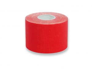 GI-34747 - TAPING KINESIOLOGIA 5 m x 5 cm - rosso