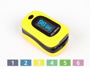 GI-35093 - PULSOXIMETRO OXY-4 - colore a scelta