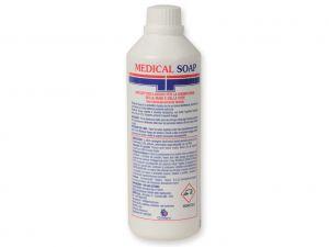 GI-36629 - MEDICAL SOAP sapone disinfettante, flacone da 0,5 litri