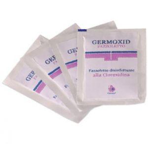 GI-36638 - GERMOCID FAZZOLETTINI DISINFETTANTI ALLA CLOREXIDINA