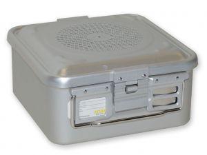 GI-37001 - CONTAINER CON FILTRO piccolo h135 mm - grigio
