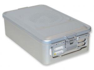 GI-37051 - CONTAINER CON FILTRO medio h135 mm - grigio