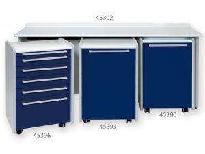 GI-45302 - PIANO DI LAVORO 180 cm - senza lavello