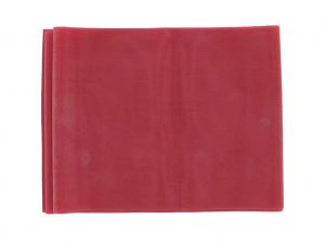 GI-47002 - BANDA LATEX-FREE 1,5 m x 14 cm x 0,30 mm - rossa