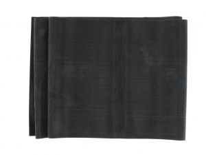 GI-47004 - BANDA LATEX-FREE 1,5 m x 14 cm x 0,40 mm - nera
