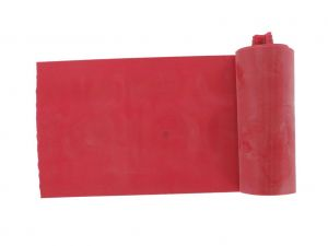 GI-47012 - BANDA LATEX-FREE 5,5 m x 14 cm x 0,30 mm - rossa