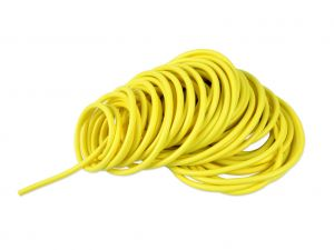 GI-47060 - MATASSA TUBO LATEX 25 m x 1,5 mm - X-soft - giallo
